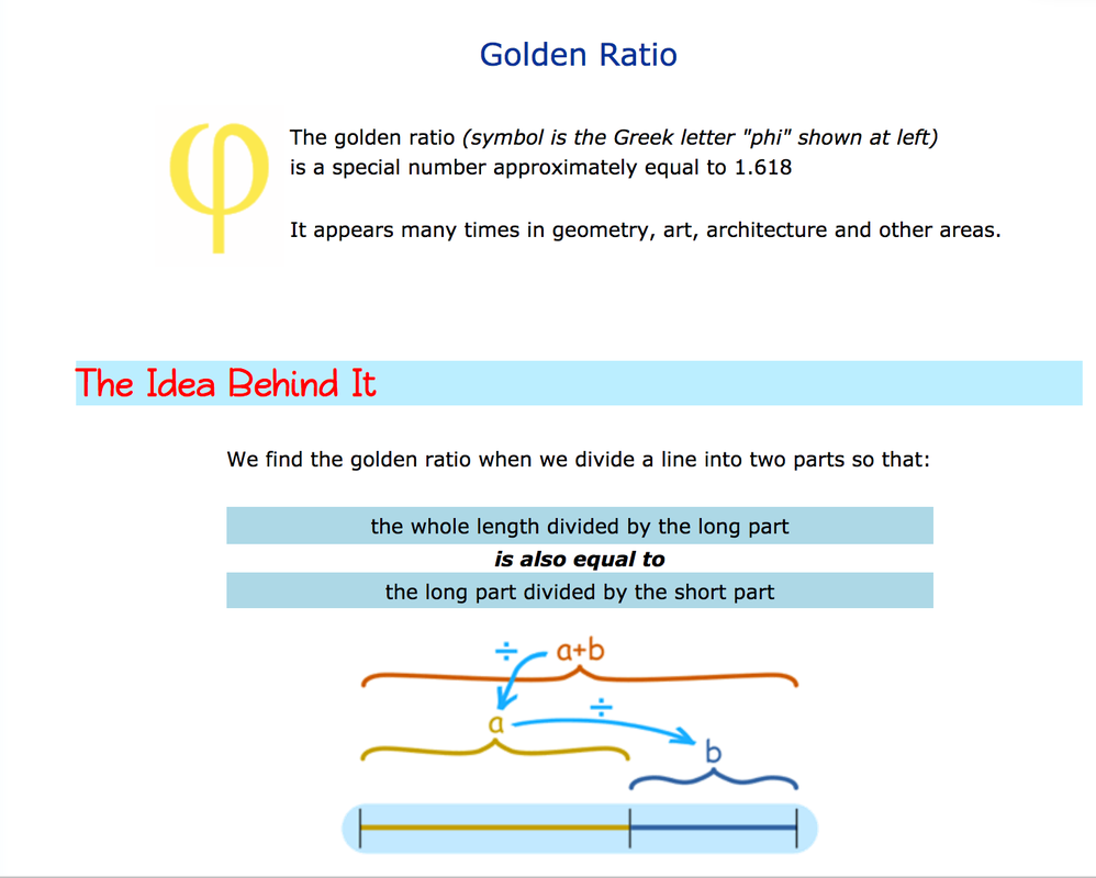 Patterns stats alg and number sense picture biocorpaavc